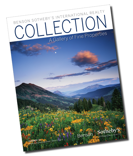 Benson Sotheby's International Realty Collection Summer Crested Butte Real Estate 2016