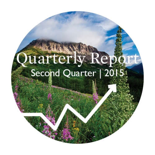 Second Quarter 2015 Year End