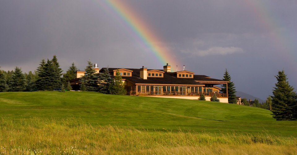 The Club at Crested Butte Clubhouse