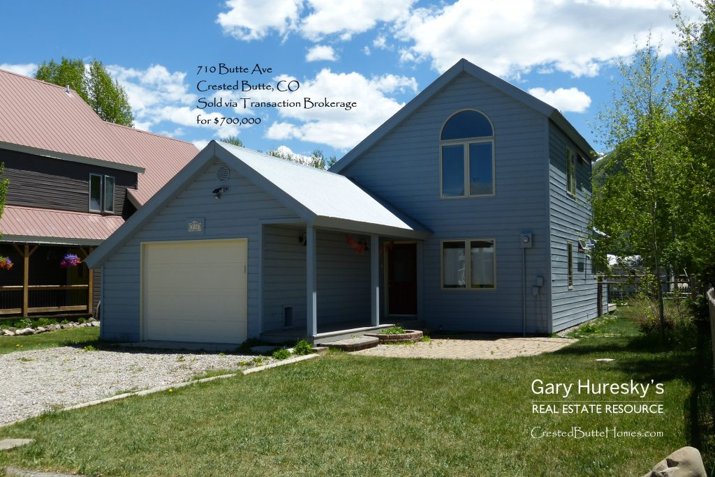 710 Butte Ave Crested Butte Real Estate