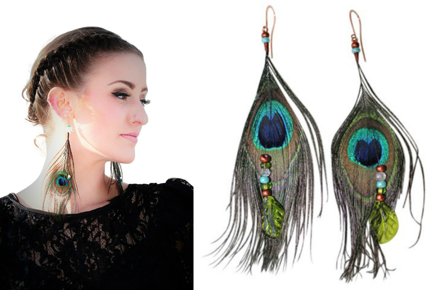 Crested Butte Gift Guide earrings
