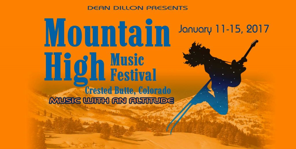 Mountain High Music Festival Crested Butte Real Estate