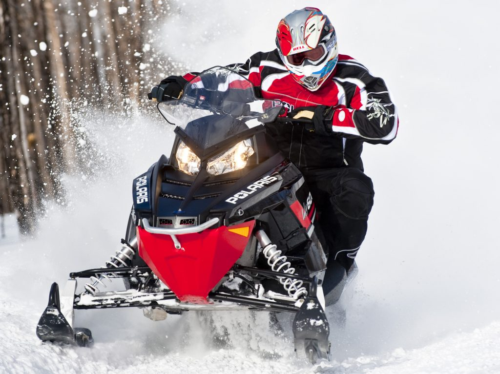Crested Butte Snowmobiling