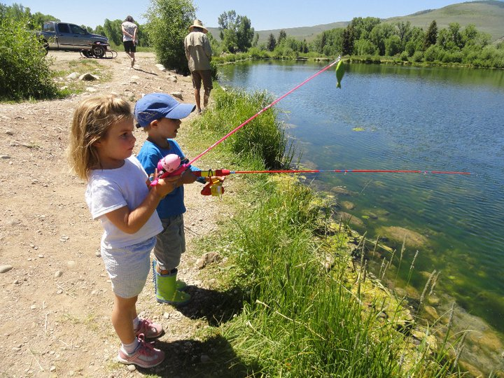 Crested Butte Real Estate fishing