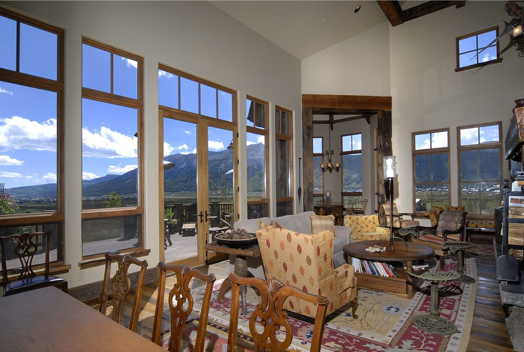crested butte real estate house