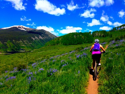 crested butte mountain biking real estate