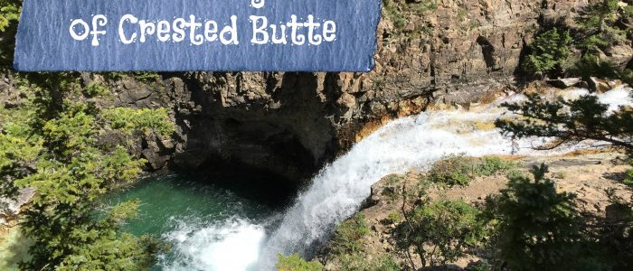 swimming holes of Crested Butte real estate