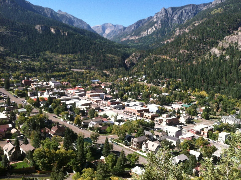 Town of Ouray Crested Butte Real Estate