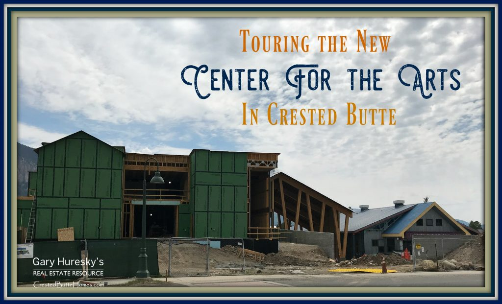 Center for the Arts Crested Butte