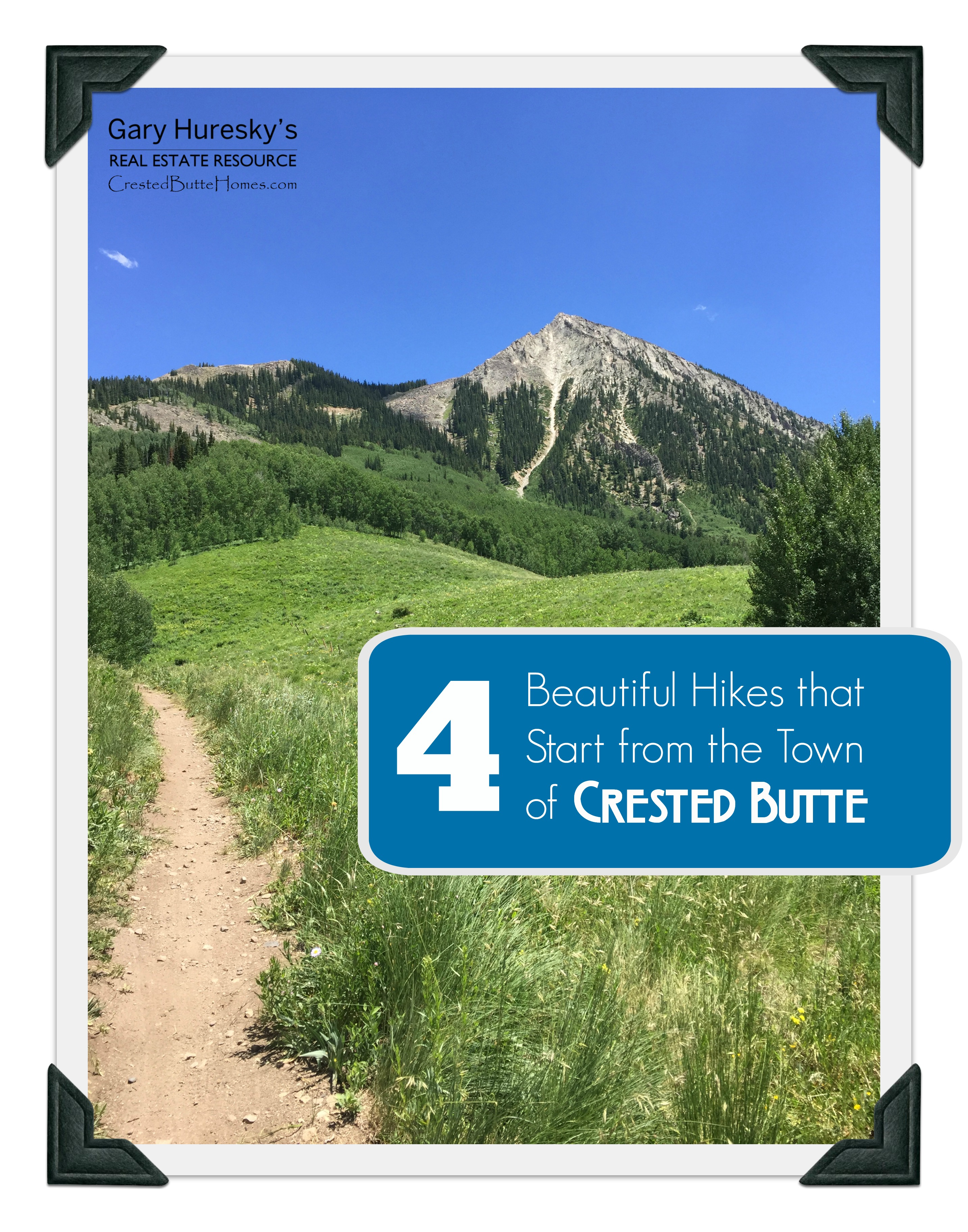 Crested Butte Town Hikes