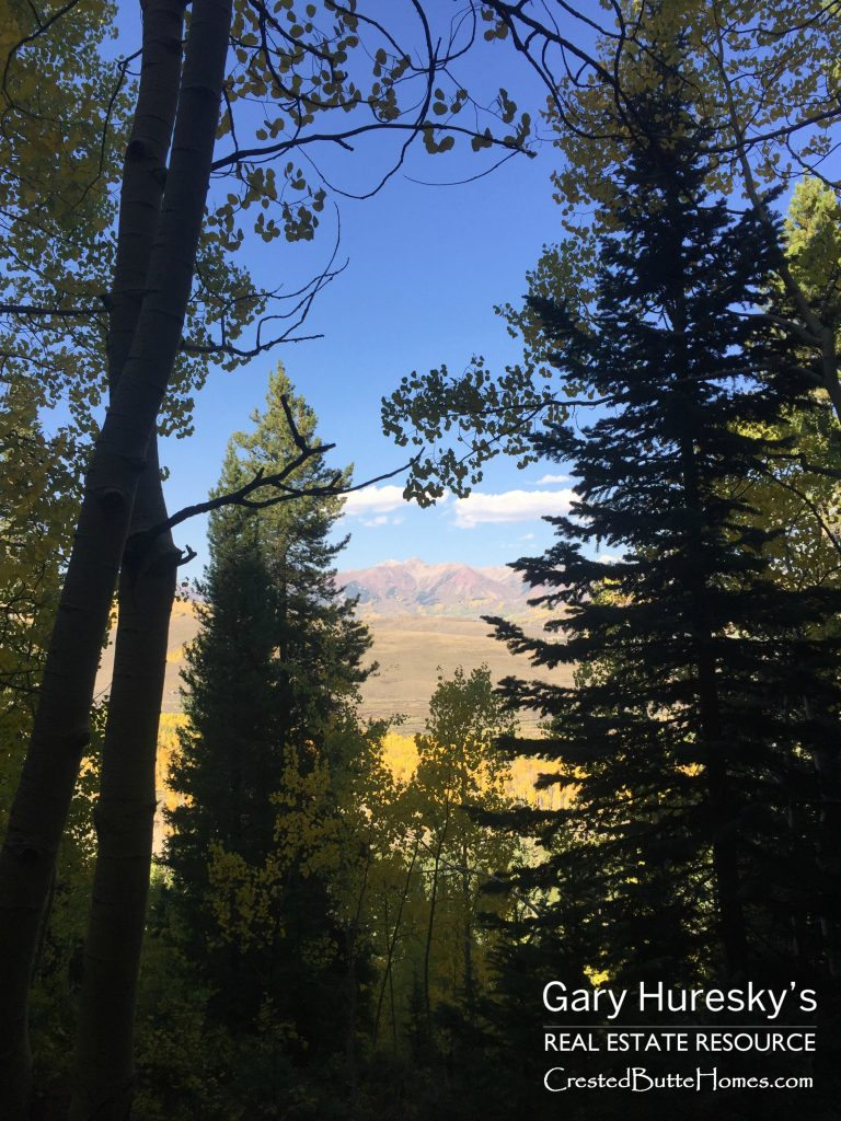 Green Lake Trail Crested Butte Real Estate