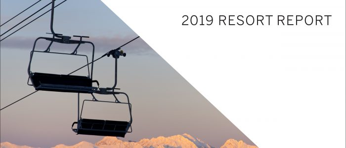 2019 Resort Report Cover Crested Butte Real Estate