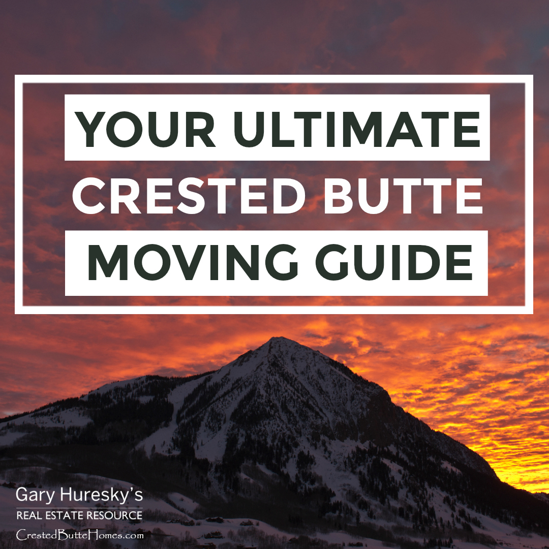 Crested Butte Moving Guide