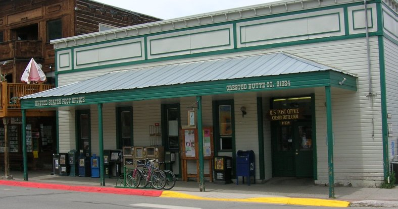 Crested Butte Post Office