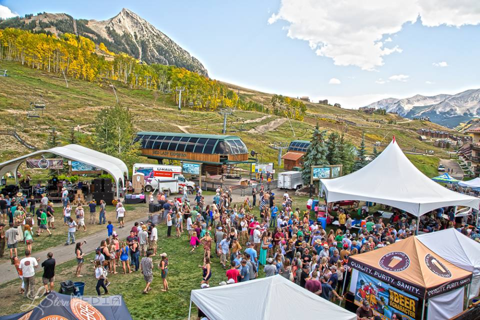 Crested Butte Chili and Beer Festival