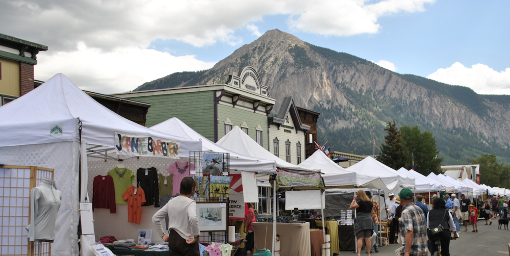 Crested Butte People's Fair