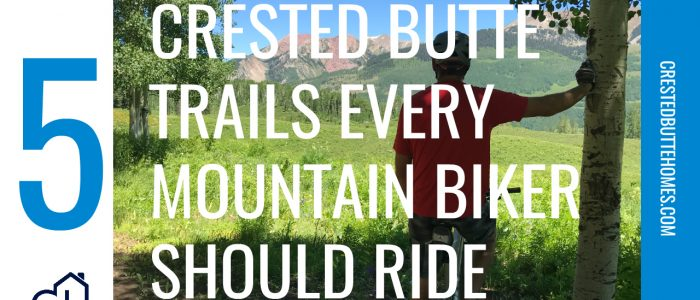 Crested Butte Mountain Bike