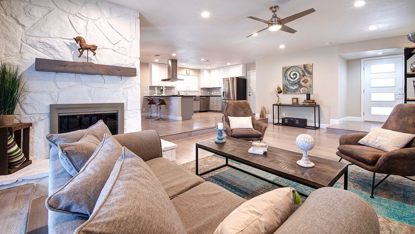 Crested Butte home staging