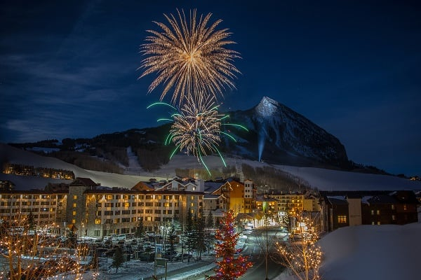 New Years Eve Crested Butte
