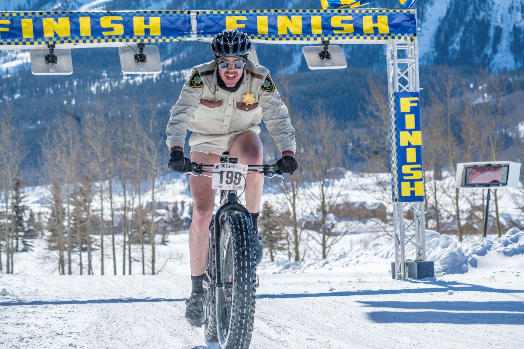 Crested Butte Fat Bike World Championships