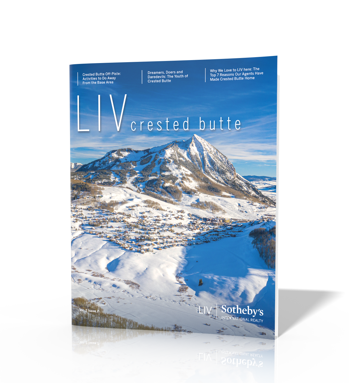 Crested Butte Real Estate Winter 2020 2021 Magazine